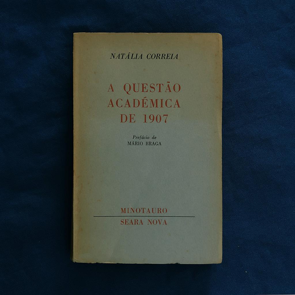 Esta imagem tem um texto alternativo em branco, o nome da imagem é natalia-correia-a-questao-academica-de-1907.jpg